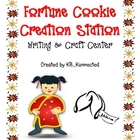 Fortune Cookie Creation Station