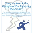 Four Fabulous Activities to use with Percy Jackson: The Li