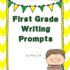 Four First Grade Writing Prompts
