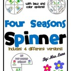 Four Seasons Spinner (Includes 4 Different Versions!)