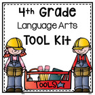 Fourth Grade Common Core Language Arts Toolkit
