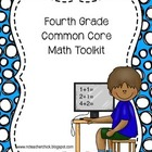 Fourth Grade Common Core Math Toolkit