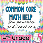 Fourth Grade Math Year in Review