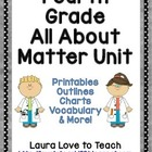 Fourth Grade Matter Unit