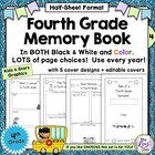 Fourth Grade Memory Book: Tales of a Fourth Grade Someone 