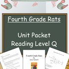Fourth Grade Rats Unit Packet