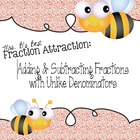 Fraction Attraction Pack: Add and Subtract Fractions with