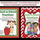 Fraction Back to School Discounted Bundle Concentration, G