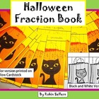 Fraction Book: {Halloween Themed Candy Bag Math Manipulative}