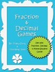 Fraction & Decimal Games