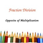 Fraction Division PowerPoint