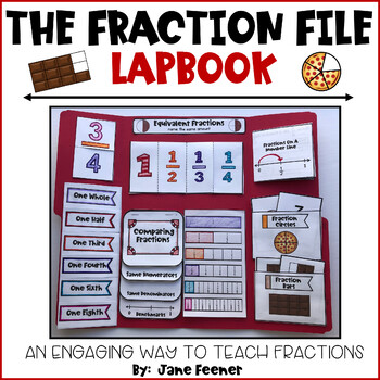 Fraction File Lapbook