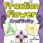 Fraction Flower Craftivity