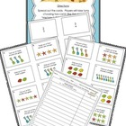 Fraction Frenzy!  (Centers and Activities About Fractions)