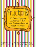 Fraction Fun: 10 Fun & Engaging Activities