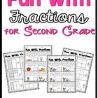 Fraction Fun For 2nd Grade