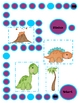 Fraction Game Dinosaurs