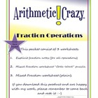 Fraction Operations Notes