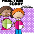 Fraction Scoot Game