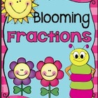 Fractions: Blooming in Spring 2nd and 3rd Common Core
