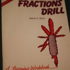 Fractions Drill for levels 3-5