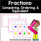 Fractions: Equivalent, Ordering, and Comparing