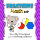 Fractions Math Unit