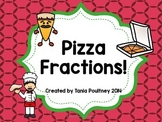Fractions- Pizza Fractions