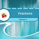 Fractions Subtraction PowerPoint
