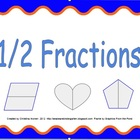 Fractions for Kindergarten