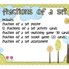 Fractions of a Set Unit