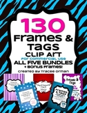 Frames Tags Borders for Commercial Use 130 Images