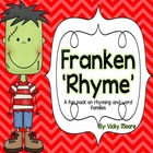 Franken 'rhyme' { rhyming and word family pack }