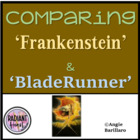 Frankenstein & Blade Runner Teacher Text Guide/Worksheets
