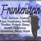 Frankenstein Bundled Novel Pack