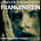 Frankenstein Literature Guide: Common Core Aligned Teaching Guide
