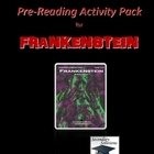 Frankenstein Pre-Reading Activity Pack