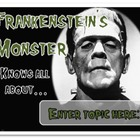 Frankenstein's Monster - Customizable PowerPoint Review Game