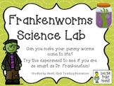 Frankenworms Lab ~ Can You Bring Gummy Worms to Life?