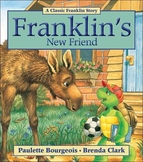 Franklin makes a new friend with someone who looks differe
