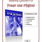 Freak the Mighty Quizzes - Entire Novel