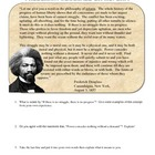 Frederick Douglass on Reform Primary Source