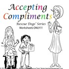Free Accepting Compliments Teacher Cheat & Student Blank E