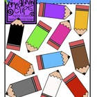 {Free} Color Pencils Clipart