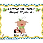 Free Common Core Winter Graphic Organizers