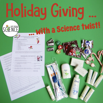 Free Dichotomous Classification Key to Holiday Giving and Community Service
