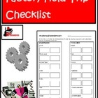 Free Factory Field Trip Sheet