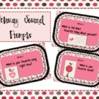 Free February Journal Prompts for your SmartBoard
