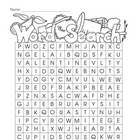 Free February Word Search