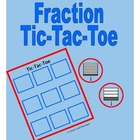 Free Fraction Tic-Tac-Toe Game